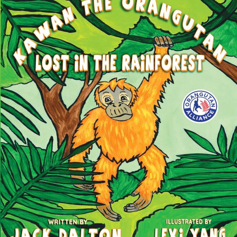 orangutan book